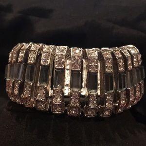 IMAN Crystal bracelet